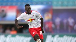 Jean-KévinAugustin kam bei RB Leipzig zuletzt nur sporadisch zum Einsatz