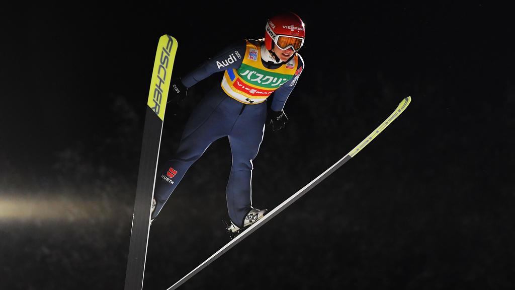 Für die deutschen Skispringerinnen reichte es in Slowenien nicht zum Podest