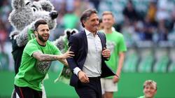 Führte Wolfsburg in die Europa League: Bruno Labbadia