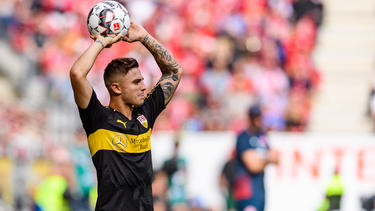 Pablo Maffeo soll den VfB Stuttgart verlassen