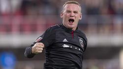 Wayne Rooney erzielte ein Traumtor