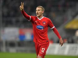 Ben Halloran fällt beim 1. FC Heidenheim verletzt aus