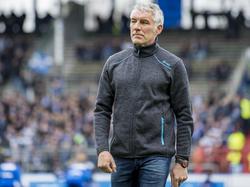 KSC-Coach Slomka sorgt sich um Jordi Figueras