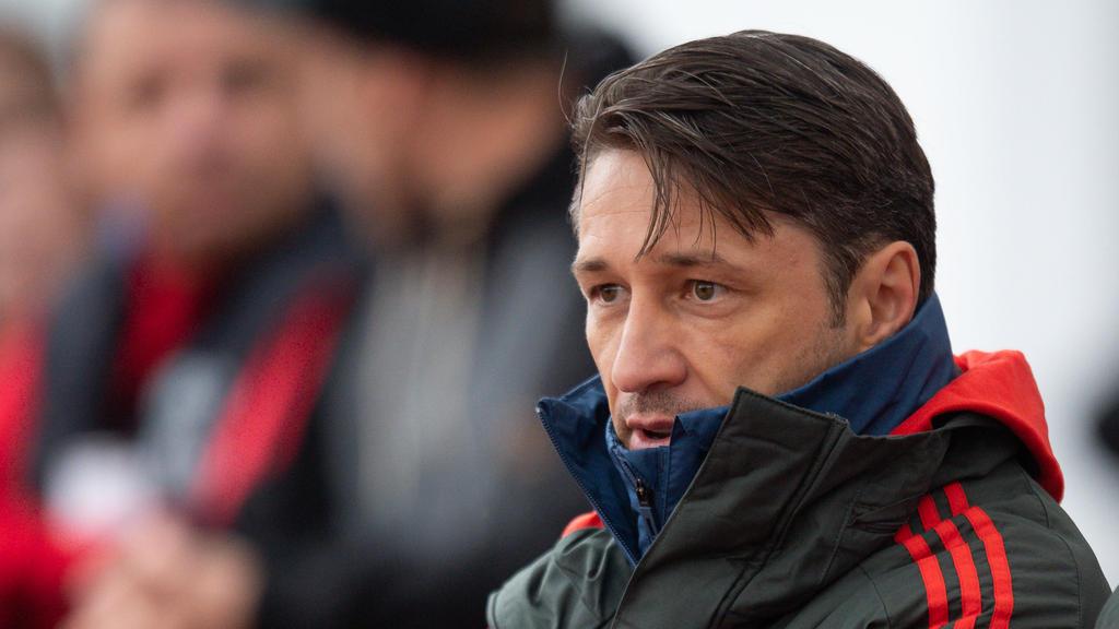 Niko Kovac muss beim FC Bayern weiter liefern