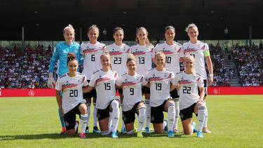 Die DFB-Fußballerinnen legen fünf Punkte in Weltrangliste zu