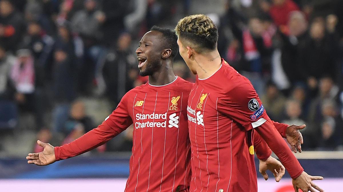 Der FC Liverpool steht in der K.o.-Runde der Champions League
