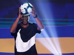 Ronaldinho en una imagen reciente.