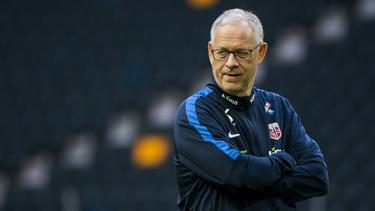 Lars Lagerbäck ist seit 2017 Norwegens Nationaltrainer
