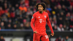 Joshua Zirkzee startete beim FC Bayern München durch