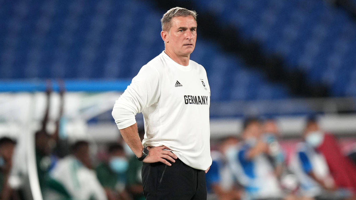 Stefan Kuntz kritisierte die Bundesliga-Vereine