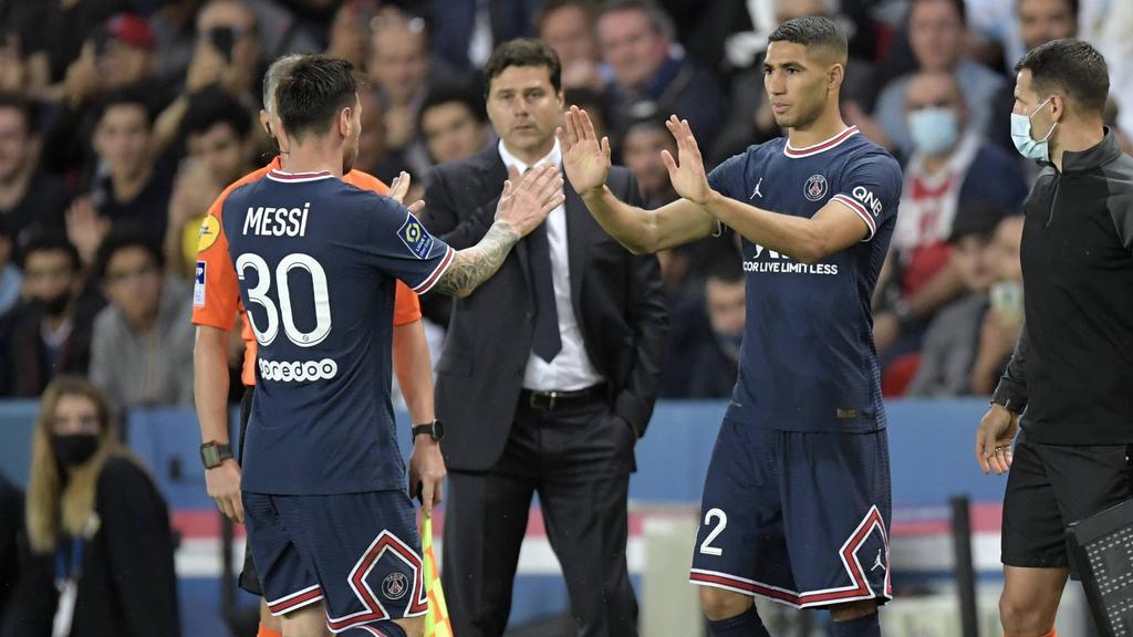 Lionel Messi musste vorzeitig vom Feld