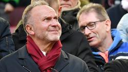 Karl-Heinz Rummenigge warnt den FC Bayern