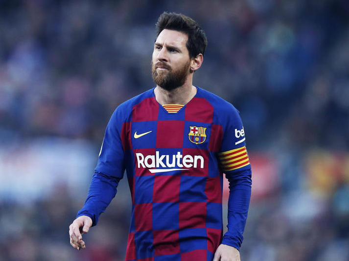 Leo Messi und Co. verzichten auf 70 Prozent ihres Gehalts