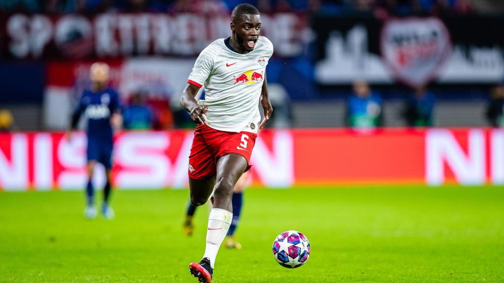 Dayot Upamecano wird vom FC Bayern umworben