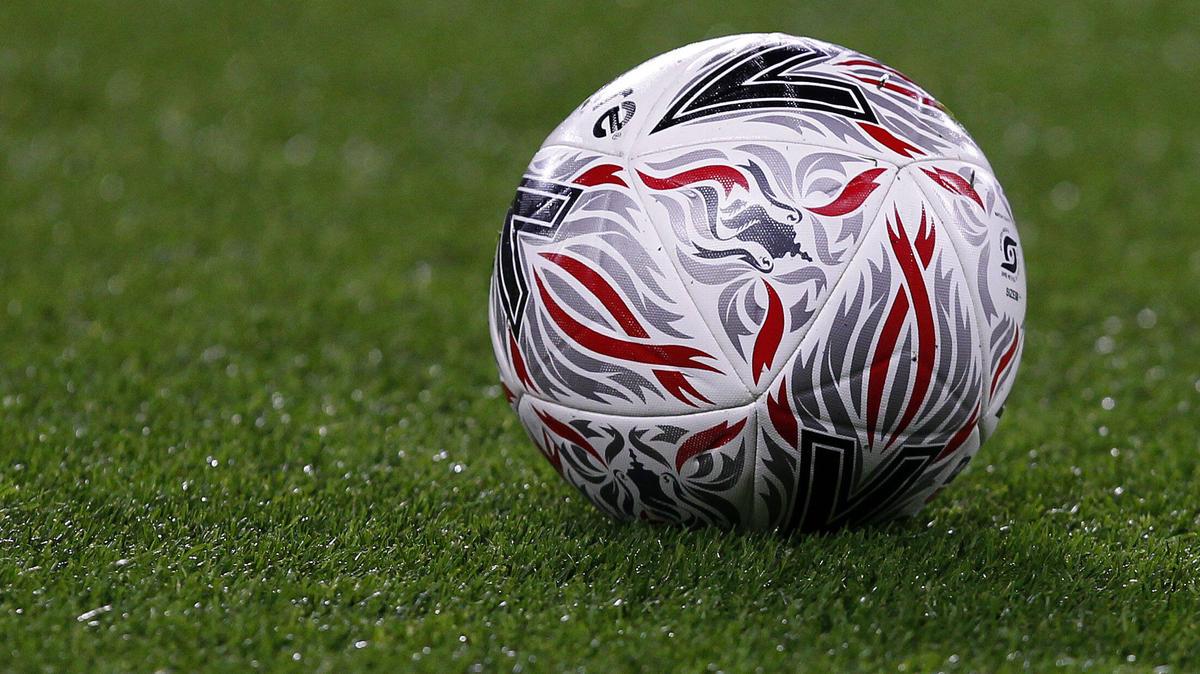 In Englands fünfter Liga wird noch gespielt