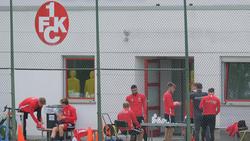 Der FCK ist zurück im Training