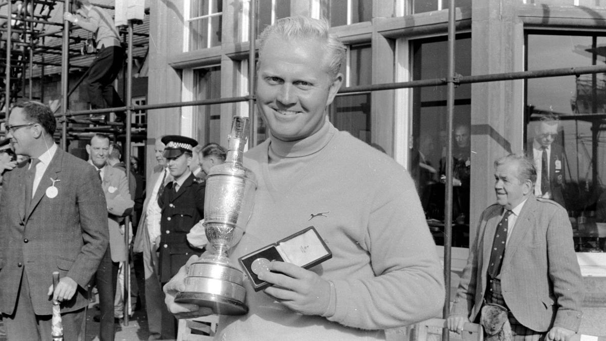 Der Golfsport trauert um Doug Sanders