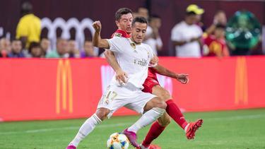 Der FC Bayern und Real Madrid werden sich beim Solidaritäts-Cup begegnen