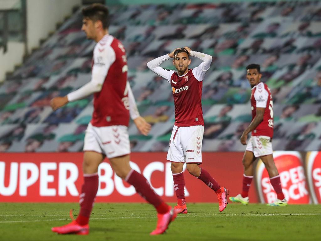 Sporting Braga braucht einen neuen Trainer