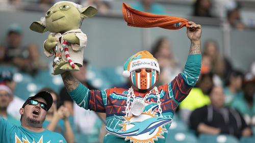 Die Dolphins wollen Fans ins Stadion lassen