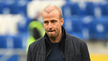 Sebastian Hoeneß ist Trainer bei der TSG Hoffenheim