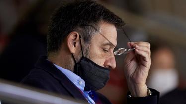 Barca-Präsident Bartomeu tritt zurück