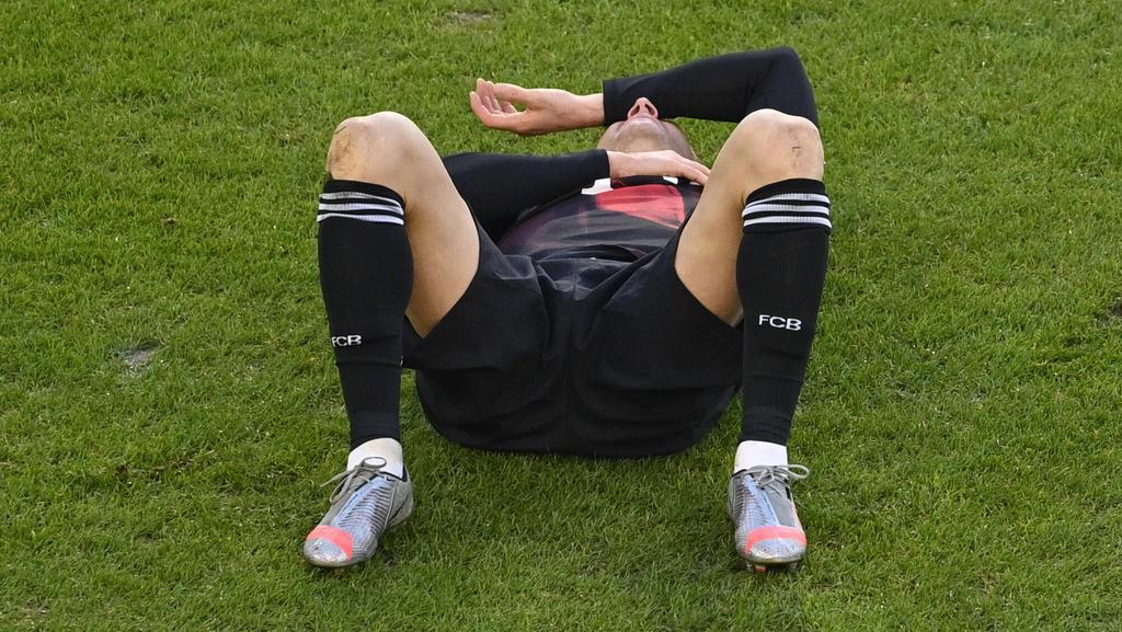Robert Lewandowski und der FC Bayern sind derzeit im Dauereinsatz
