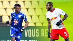 Mohamed Simakan könnte Upamecano-Nachfolger bei RB Leipzig werden
