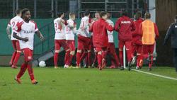RWE ist die große Überraschung der Pokal-Saison