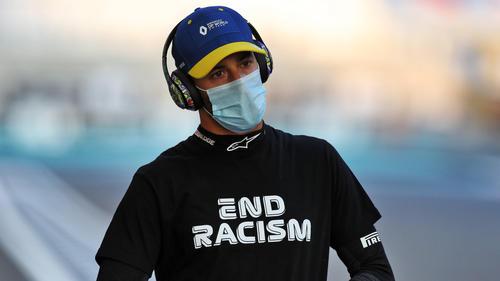 Die Ankunft von Daniel Ricciardo bei McLaren ist hohen Erwartungen verbunden