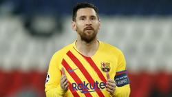 Ronald Koeman will Lionel Messi beim FC Barcelona halten