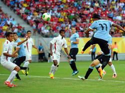 Blitzstart für Uruguay