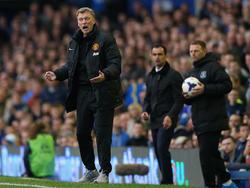 David Moyes, allenatore del Manchester United