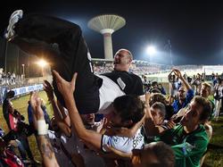 Cesena kehrt in Serie A zurück