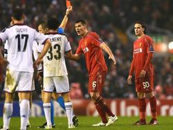 Markovic podría volver a jugar en la Europa League si el Liverpool llega a cuartos. (Foto: Getty)