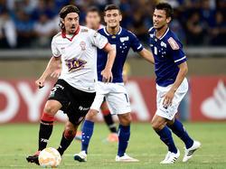 Außenseiter Huracán überrascht Cruzeiro im eigenen Stadion