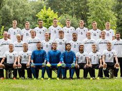 Ohne großartige Vorbereitung kämpfte sich die deutsche Mannschaft bis zu Silber