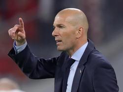 Zidane sabe que el Camp Nou es un estadio complicado. (Foto: Getty)