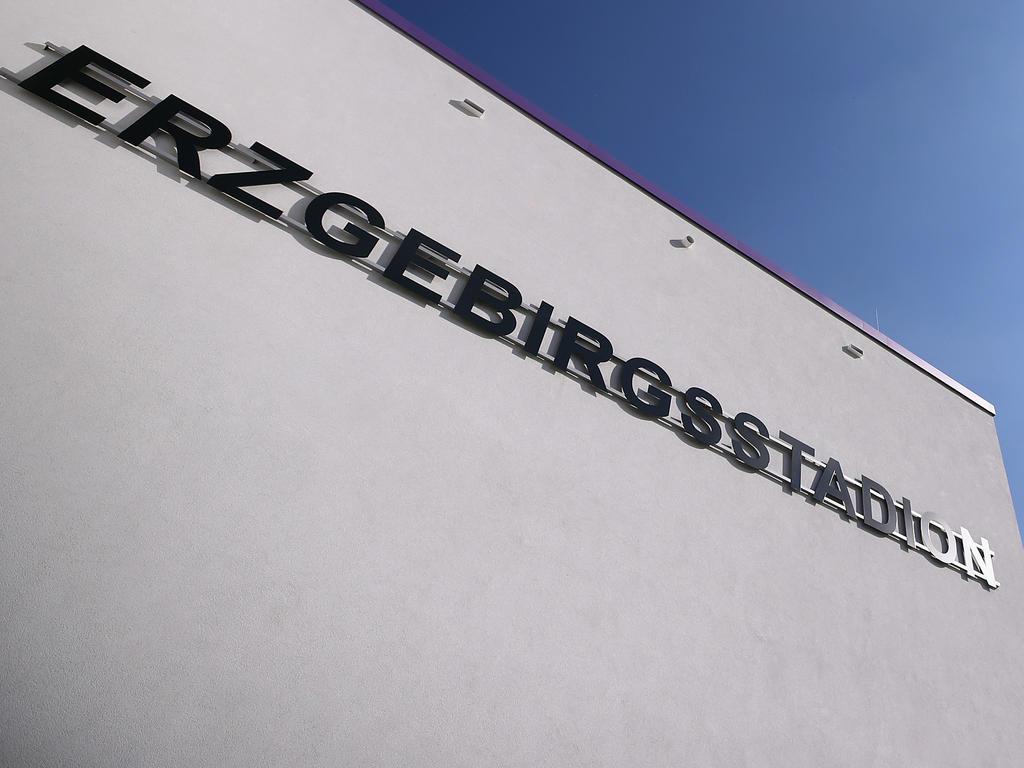 Erzgebirge Aue Trainer
