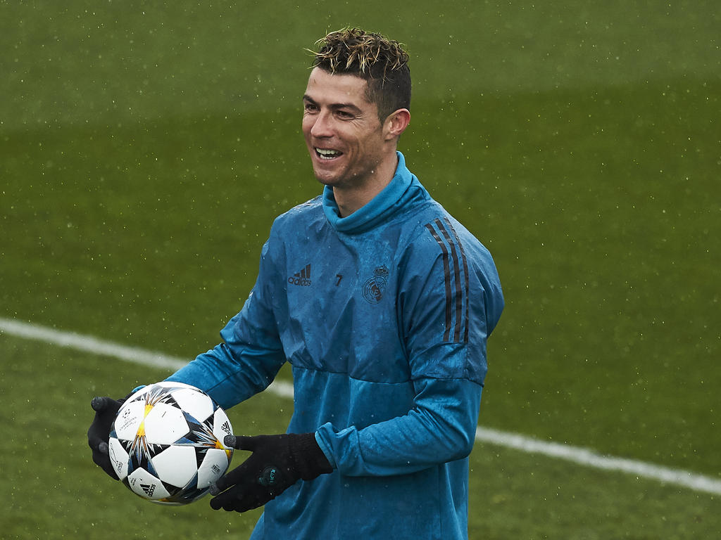 Ronaldo wird wohl für das CL-Finale rechtzeitig fit