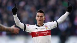 Erik Thommy hat seinen Vertrag beim VfB Stuttgart verlängert