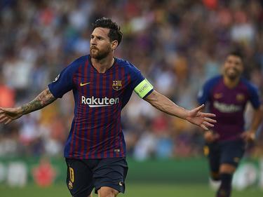 Messi volvió a ser determinante para los azulgranas. (Foto: Imago)