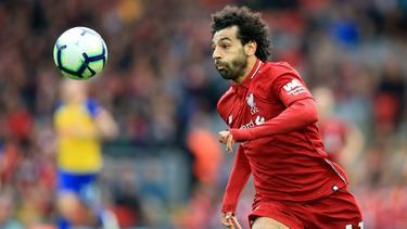 Mohamed Salah begeistert die Fans mit seinem Traumtor