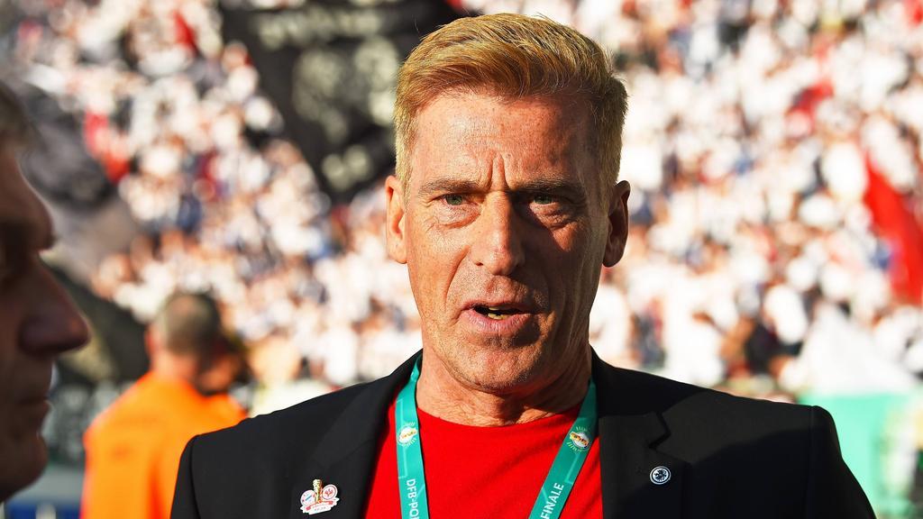 Uli Stein spielte über 500 Mal in der Bundesliga