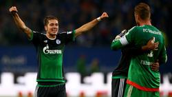 Roman Neustädter spielte von 2012 bis 2016 beim FC Schalke 04