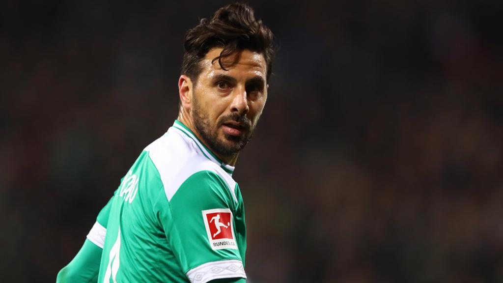 Claudio Pizarro erzielte 105 Tore für Werder Bremen