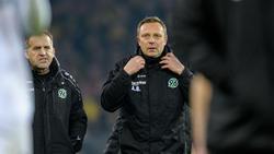 Trainer André Breitenreiter bei Hannover 96 entlassen