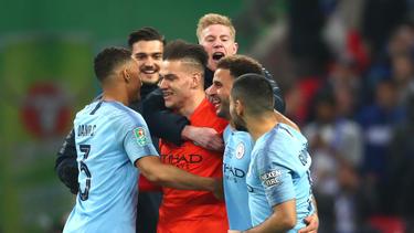 Manchester City setzte sich gegen den FC Chelsea durch