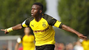 BVB mit Youssoufa Moukoko schlägt den FC Schalke 04