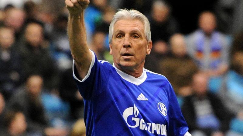 Für Klaus Fischer war der Trainerwechsel beim FC Schalke 04 höchste Zeit
